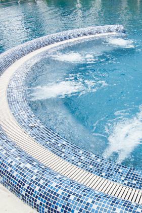 プール用施工写真4